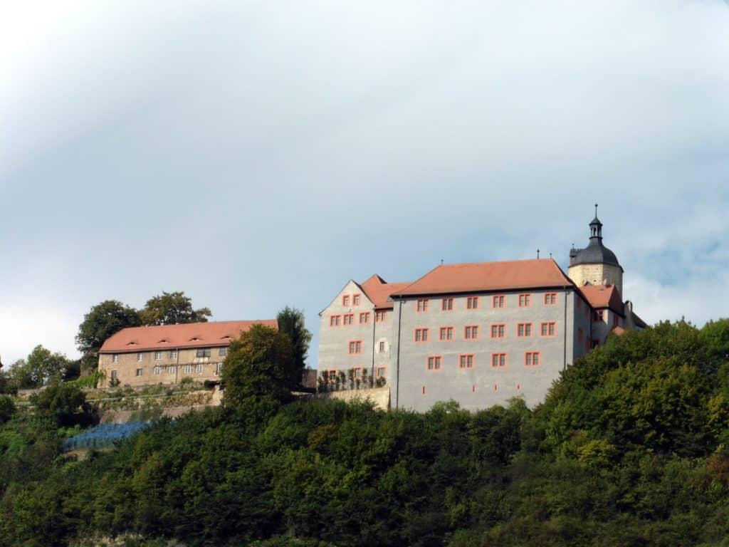 Das Alte Schloss in Dornburg